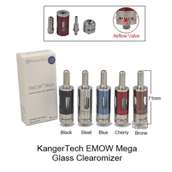 Kanger T3-Tabac 3ml BCC (Bottom coil clearomizer)